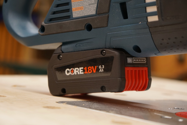 CORE18V 6.3 Ah 18 volt battery