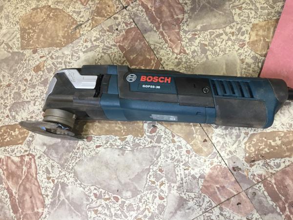 Универсальный резак Bosch Starlock Max