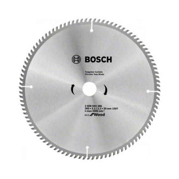 Пильный диск ECO Wood Bosch 2608644386