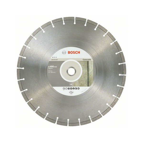 Алмазный диск Standard for Concrete Bosch 2608603807