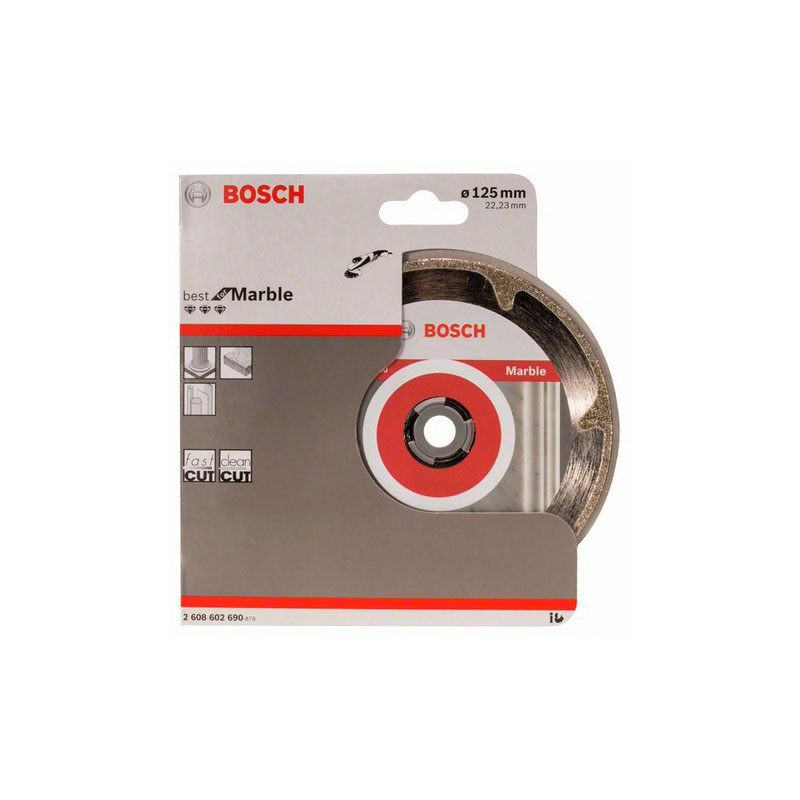 Алмазный диск Best for Marble Bosch 2608602690