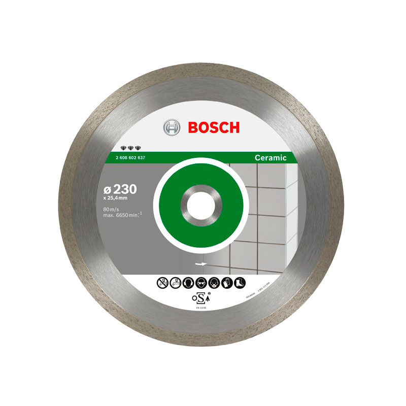 Алмазный диск Best for Ceramic Bosch 2608602637