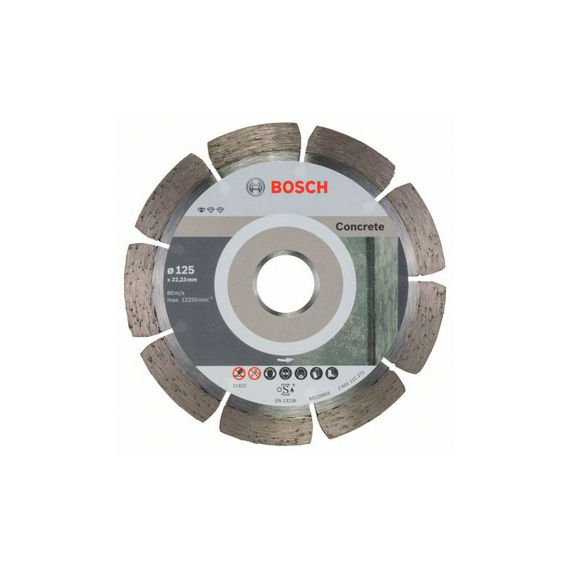 Алмазный диск Standard for Concrete Bosch 2608603240